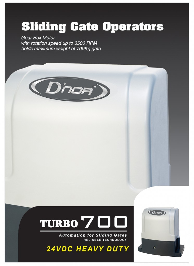 DNOR Turbo700 Spec1